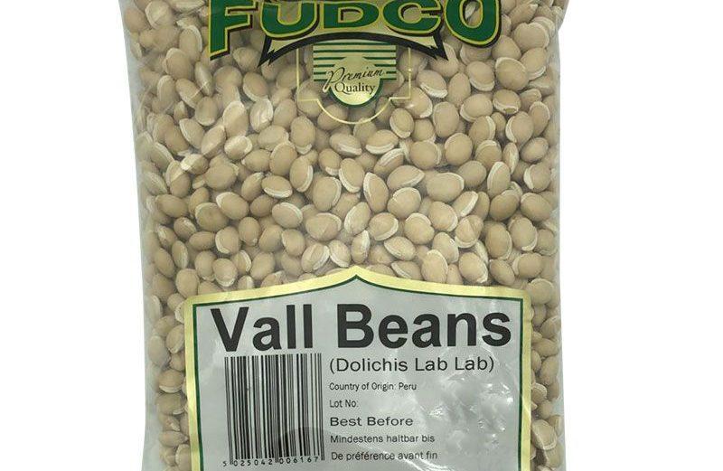 Fudco Vall Beans (Dolichis Lab Lab) 1.5kg