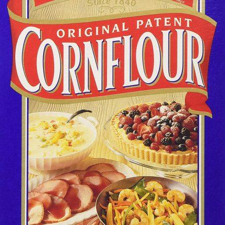 B&P Cornflour 500g